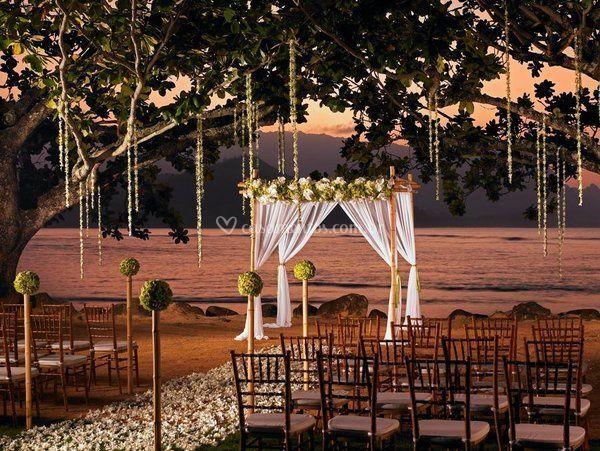 Casamentos a céu aberto