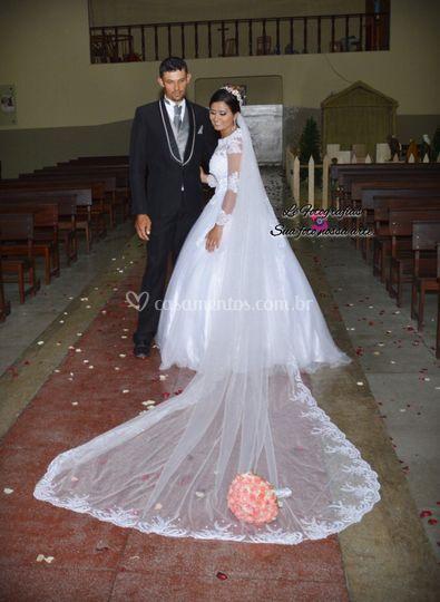 Casamento Bruna e Geová