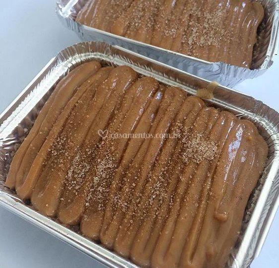 Marmitinhas de Brownie