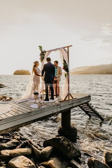 Elopement Wedding Ilhabela
