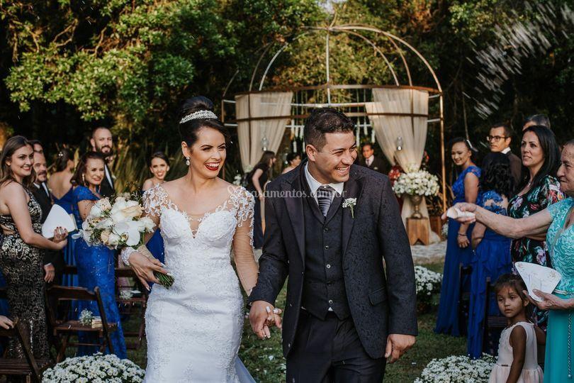 Casamento Hiris e Anderson