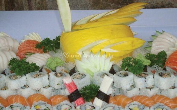 Sushi deliciosos
