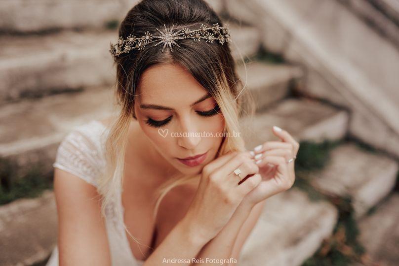 Tiara para noiva