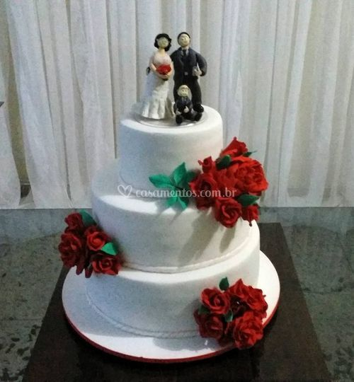 Tradicional de casamento
