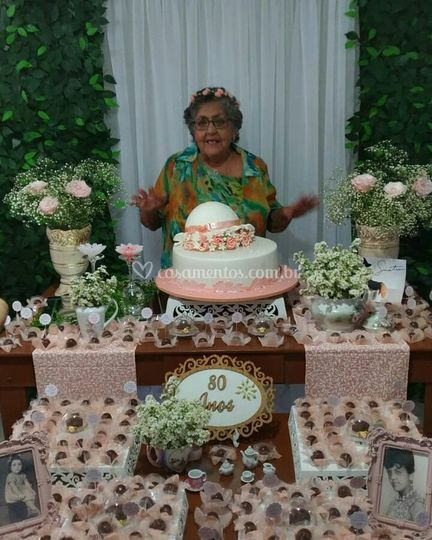 Festa 80 anos