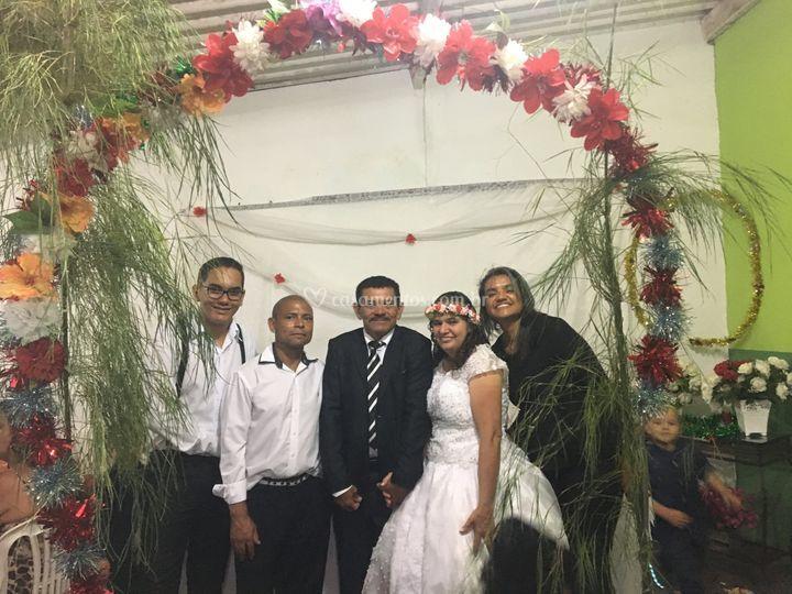 Casamento Ivone