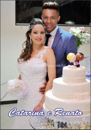 Catarina e Renato