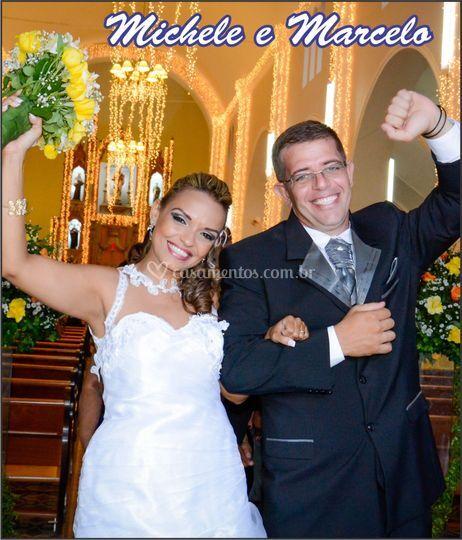 Michele e Marcelo