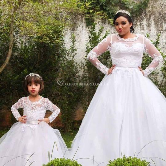 Dama e noiva