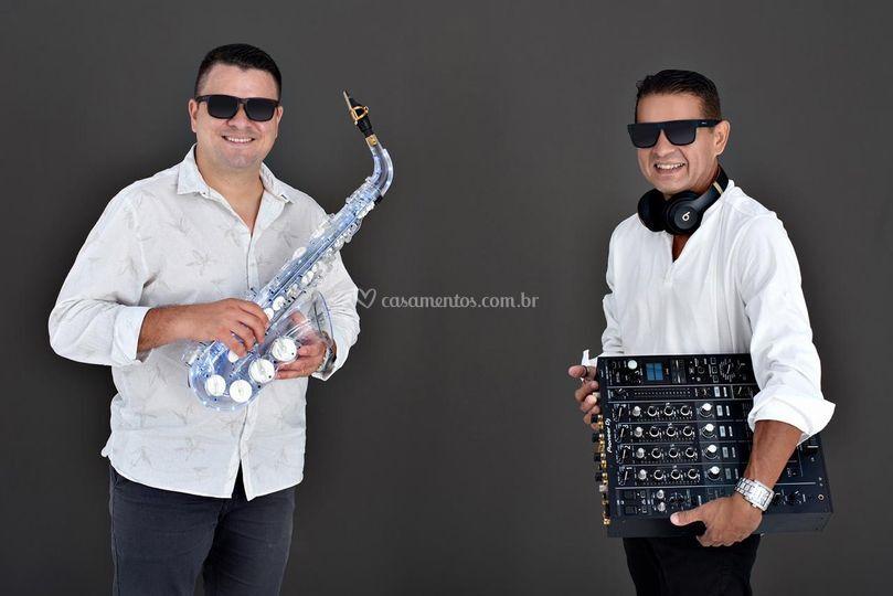 Projeto You2be - Sax e DJ