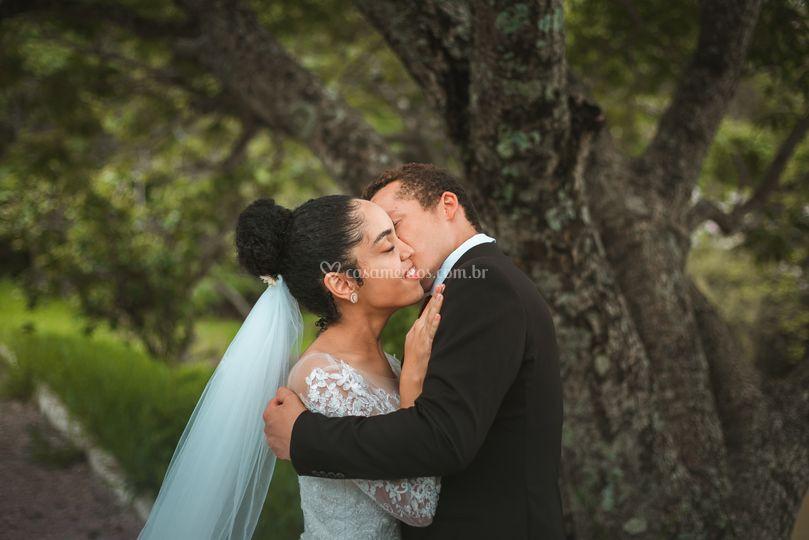 Pós-wedding Mirela E Eliseu