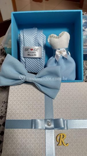 Gravata personalizada