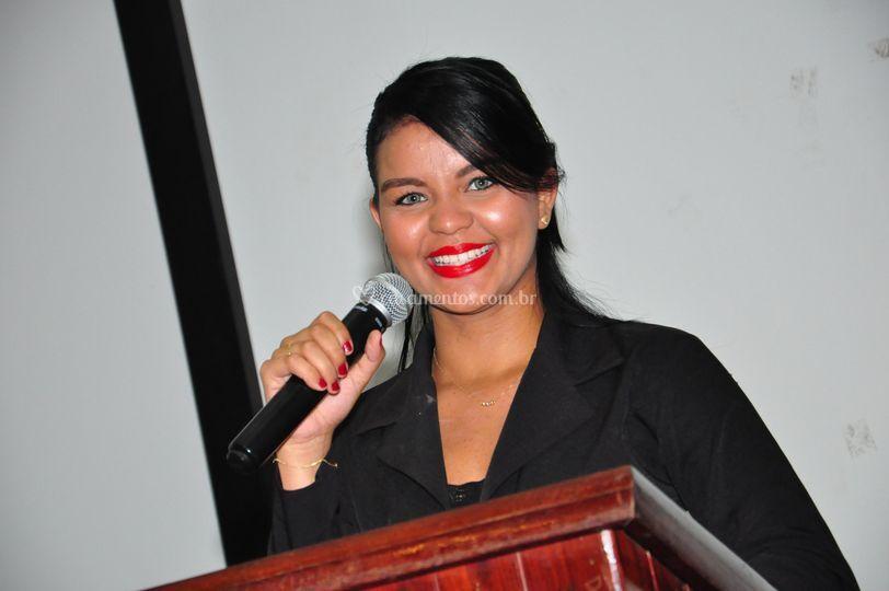 Cerimonialista Rafaella Gomes