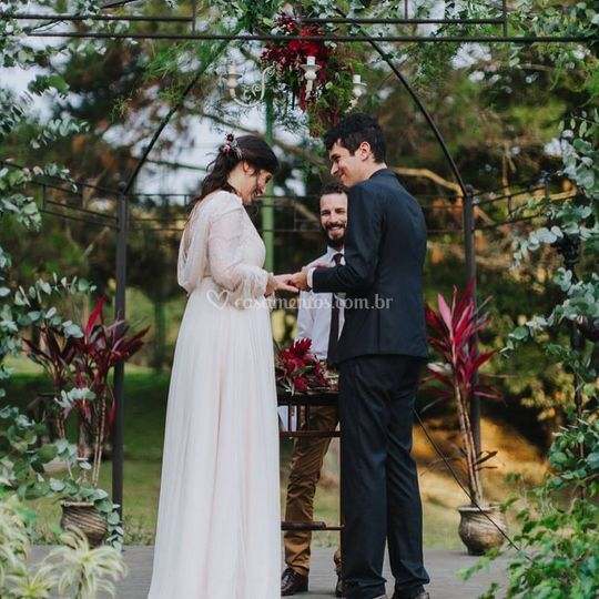 Casamento Dani e Zeca
