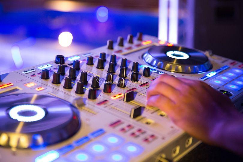 Mesa do DJ
