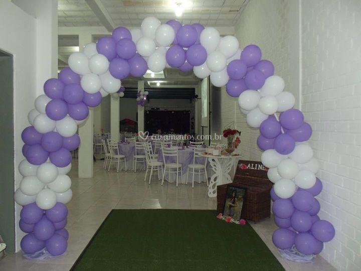 1001 Festas e Eventos