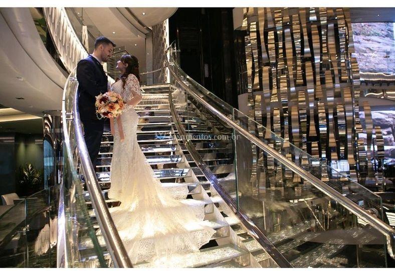Casamento A Bordo G&F