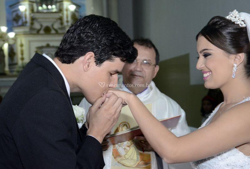 Mariana e Daniel