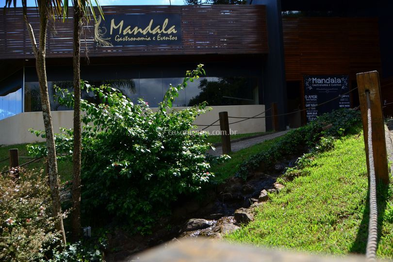 Mandala gastronomia