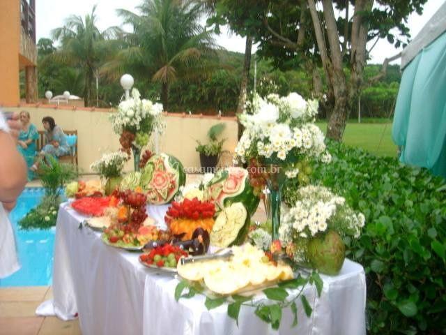 Mesa para casamentos
