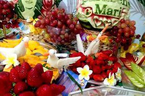 Mary Fruit Art