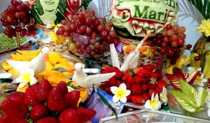 Mary Fruit Art 1