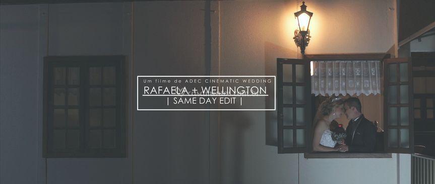 Rafaela+Wellington