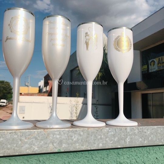 Taça champanhe 190ml