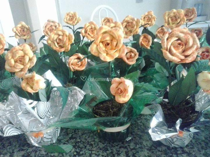 Flores para lembreança