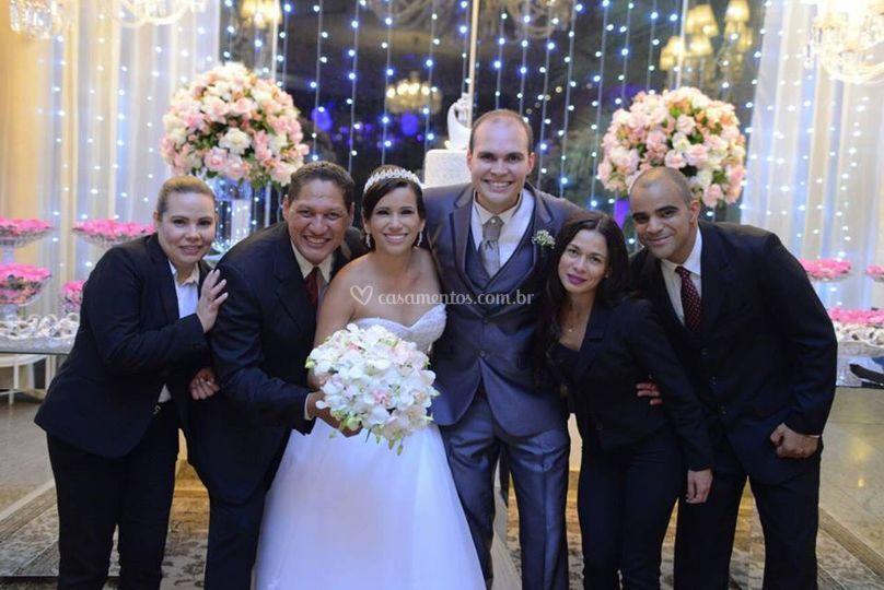 Casamento da Lays