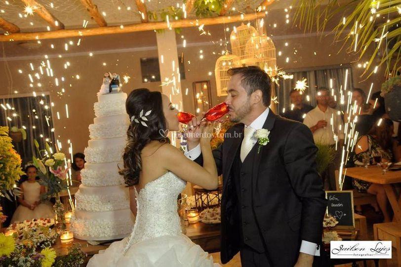 Patricia e Rodrigo