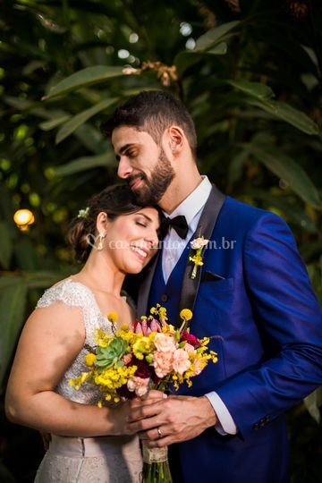 Ensaio noivo e noiva