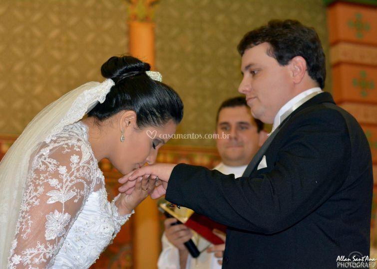 Casamento Julia e Jhoter.