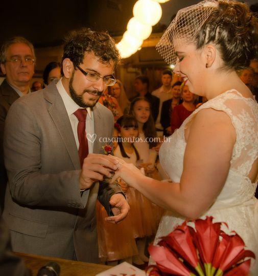 Casamento Thaís e Rodrigo.