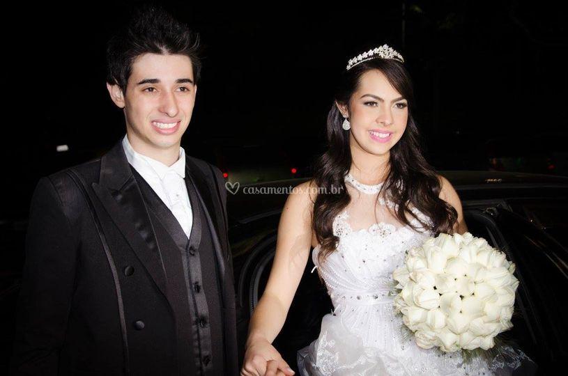 Casamento Sarah e Guilherme.