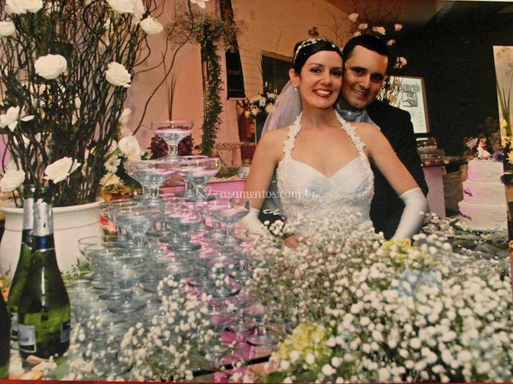 Casamento Luciana e Anderson.