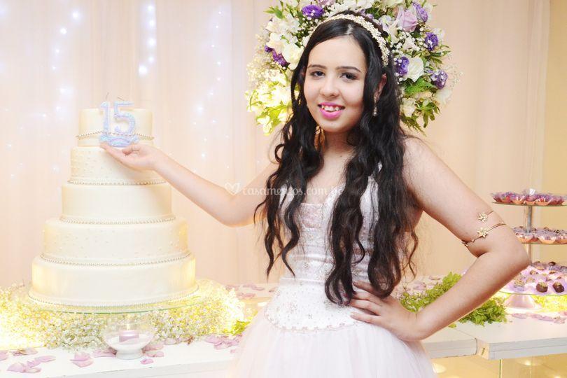 15 anos Gabriela Alves