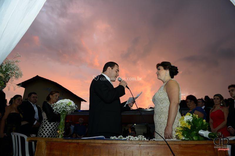 Casamento Simone e Jefferson.