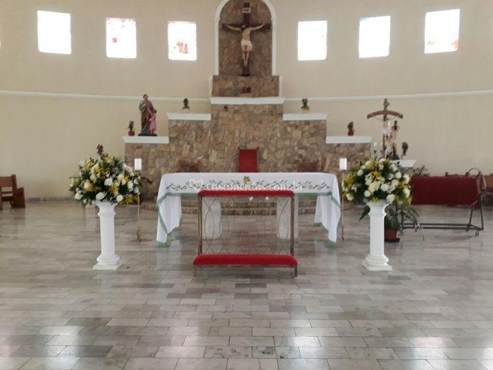 Santa Maria Decorações