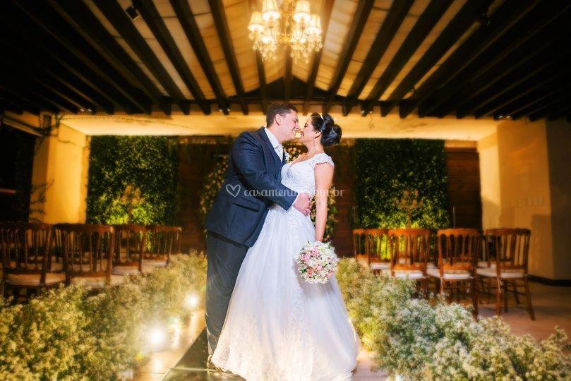 Casamento de Cíntia & André