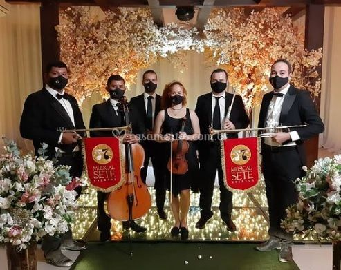 Orquestra quinteto Musical 7