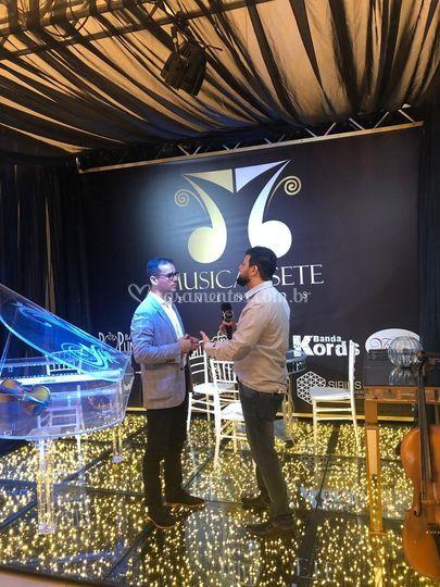 Stand Musical 7 na Festejar