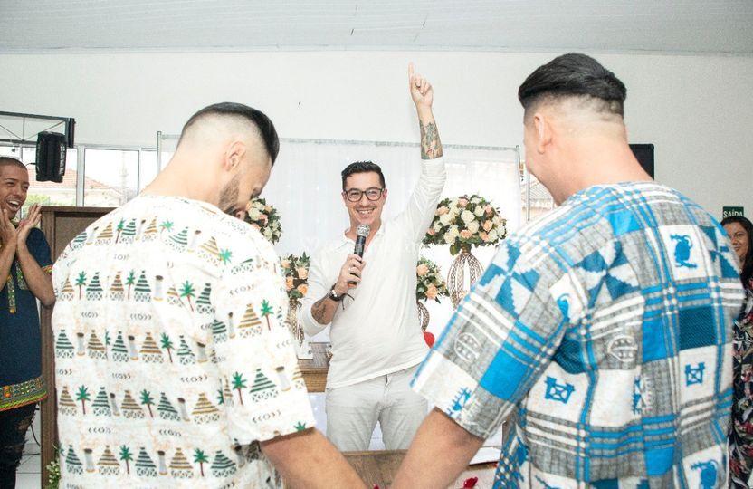 Casamento homoafetivo.