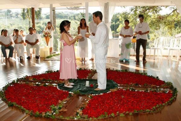 Cerimônia Maia