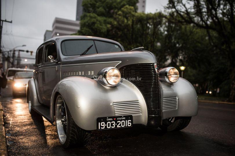 Chevrolet GrandLuxe 1939