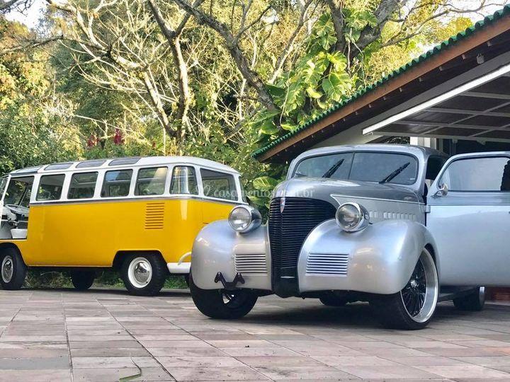 Kombi  e Chevrolet