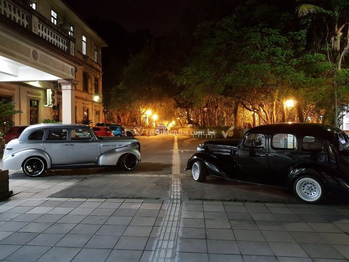 Chevlrolet 1939 e 1936