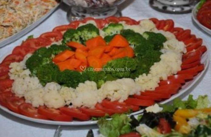 Saladas gourmet