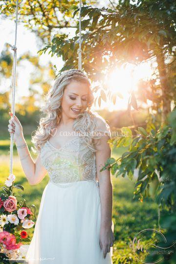 Noiva Romântica