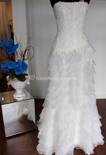 Vestido Cymbeline - Alouette